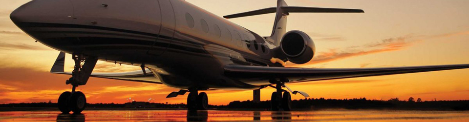Top on the line business class private jets in Atlanta, Ga