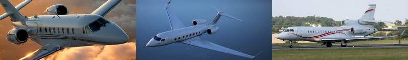 Click To See Our Featured Jets