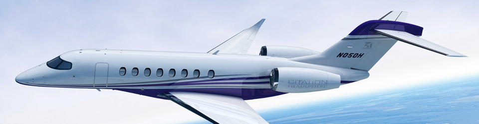Cessna Citation Hemisphere Private Jet Announced
