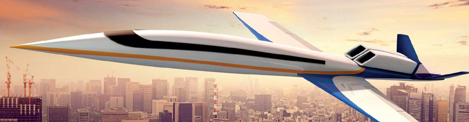 The Spike S-512 Advanced Supersonic Business Jet