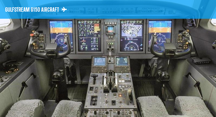 G150 - Cockpit