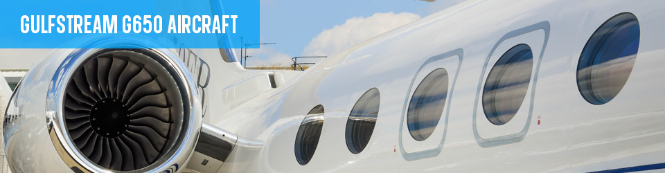 The Gulfstream G650 Sale Info