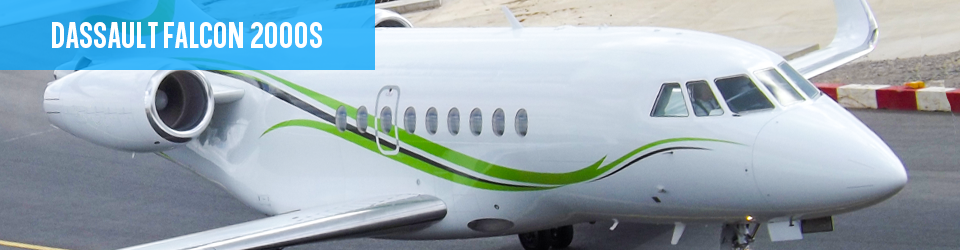 Used Dassault Falcon 2000 For Lease