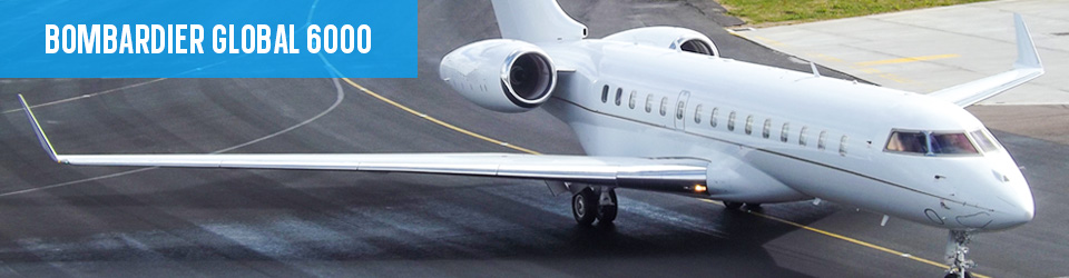 Bombardier Global 6000 Jet For Purchase