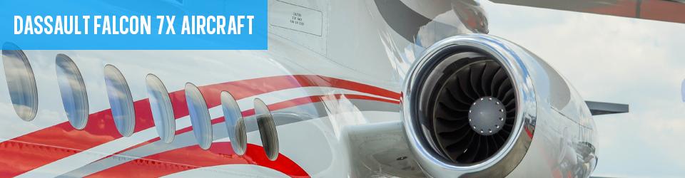Dassault Falcon 7x Leasing Options