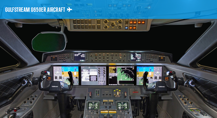 G650ER - Cockpit
