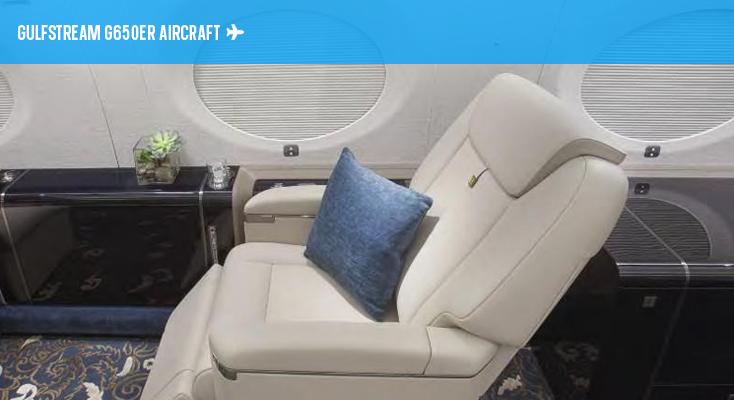 G650ER - Interior