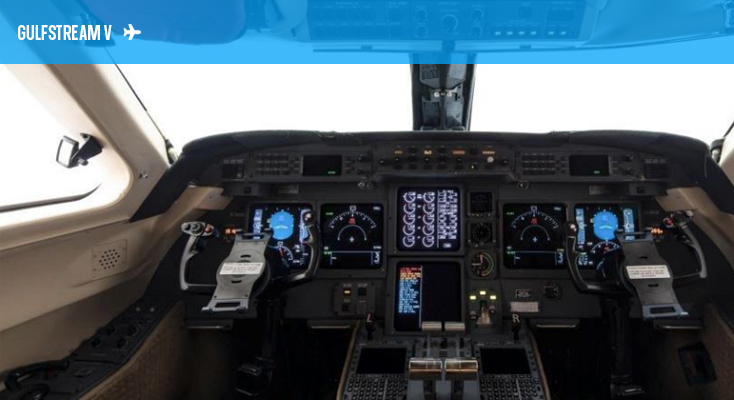 V Cockpit