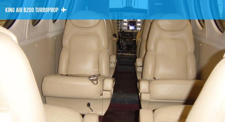 B200 Interior