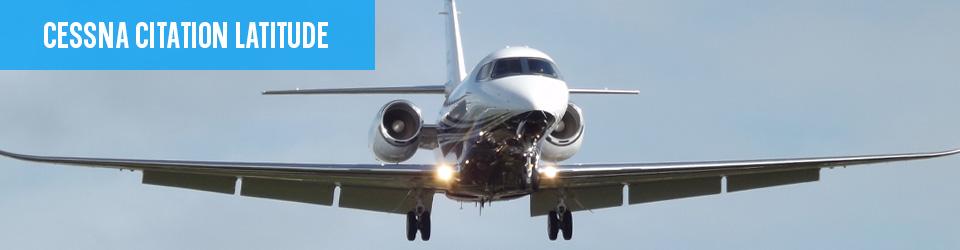 The Cessna Citation Latitude Model 680A Financing