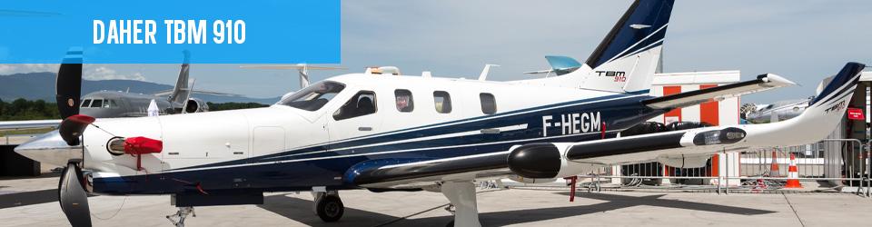 The Daher TBM 910 Used Sales