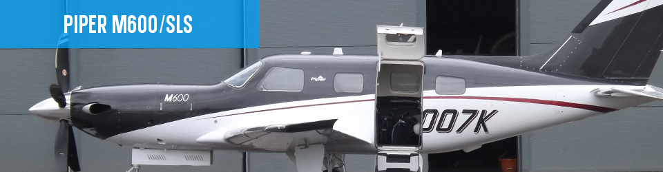 Piper M600 SLS Financing & Ownership