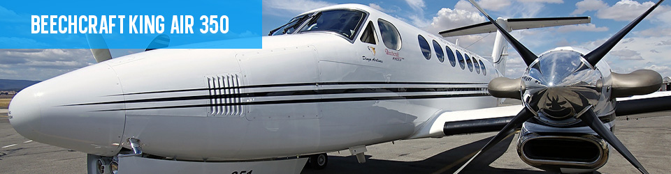 King Air 350 Details & Financing