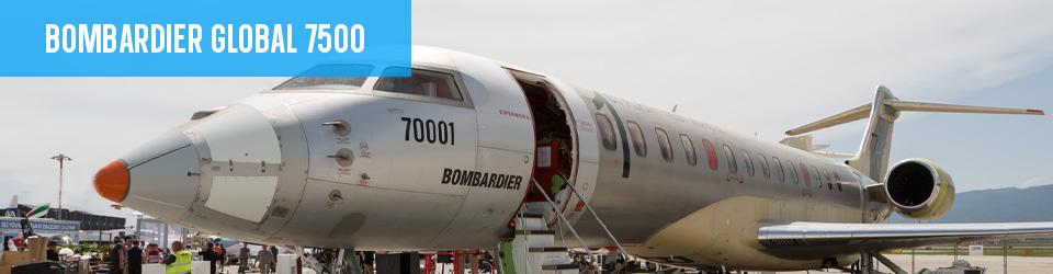 Bombardier Global 7500 Financing & Ownership