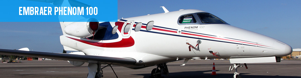 Embraer Phenom 100 Jet Info & Financing