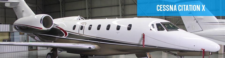 Cessna Citation X Specs & Financing