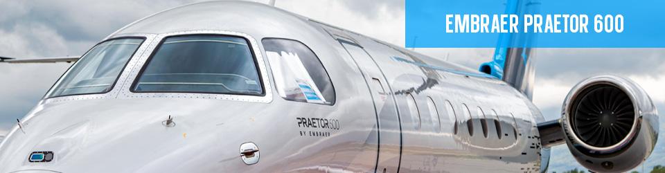 Embraer Praetor 600 Super Midsize Sales & Acquisition