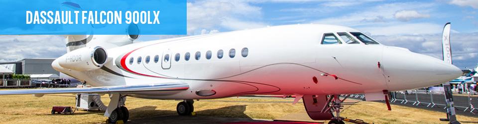 Dassault Falcon 900LX Financing Info
