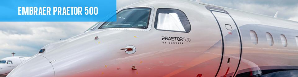 Embraer Praetor 500 Midsize Acquisition & Pricing