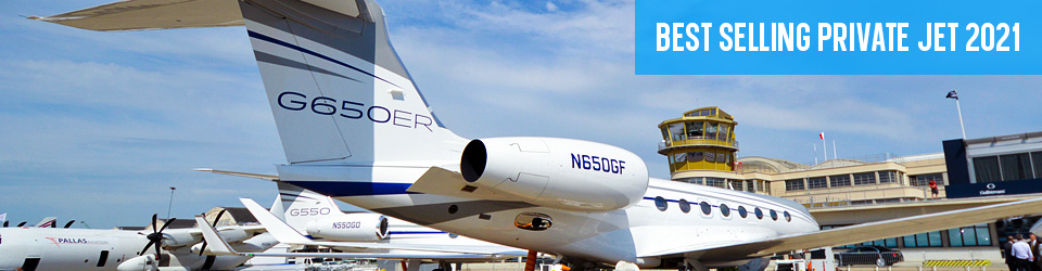 Gulfstream Aerospace Bestsellers