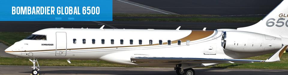 The Bombardier Global 6500 Price & Specs